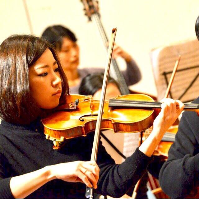 ヴァイオリン&ピアノコンサート