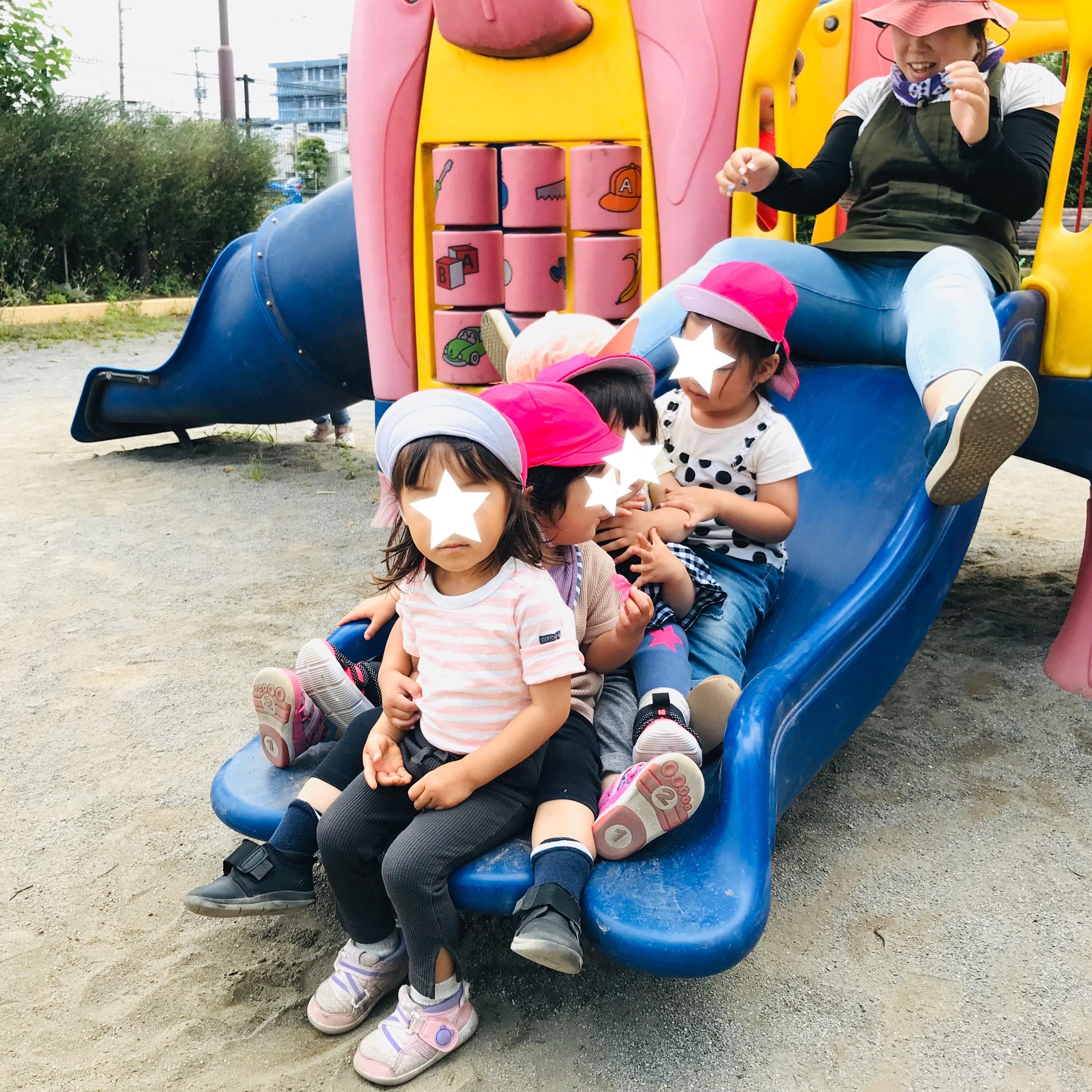 小さい子向けの公園