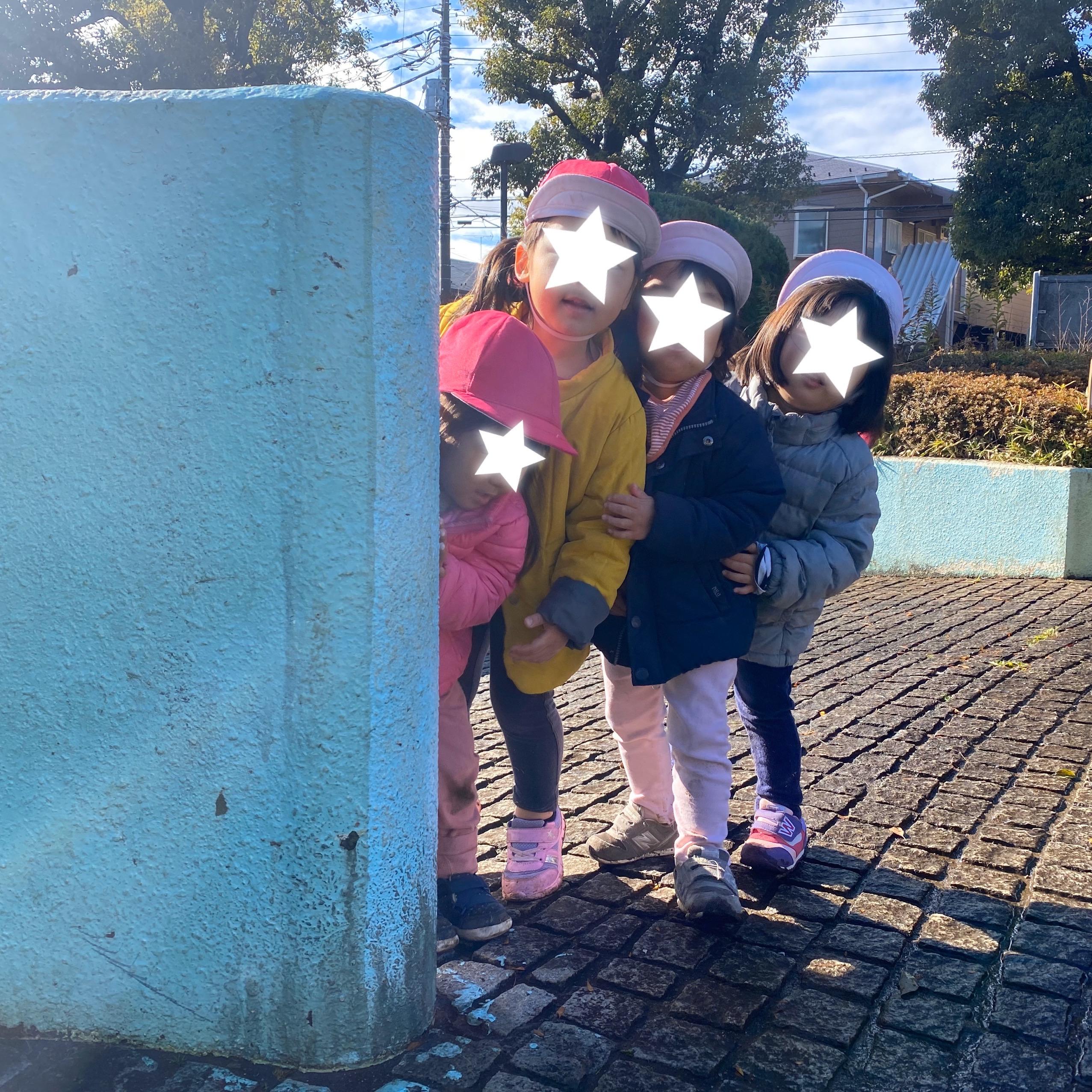 保育園の子どもたち
