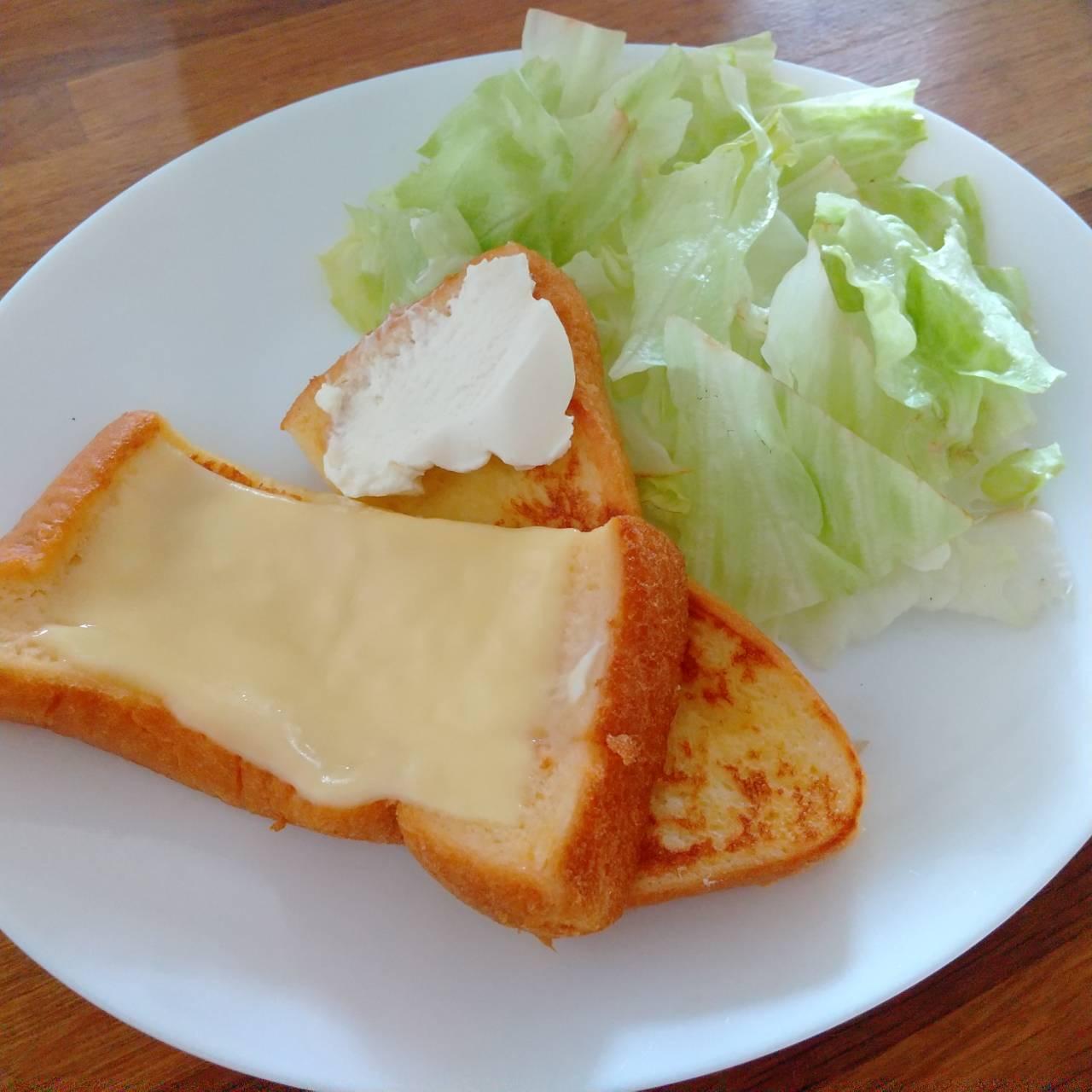 みふゆ先生の朝ご飯