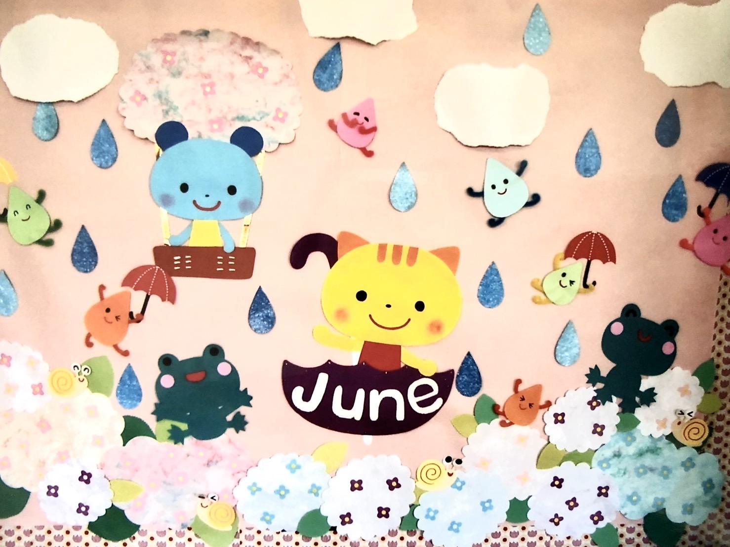 雨の日製作