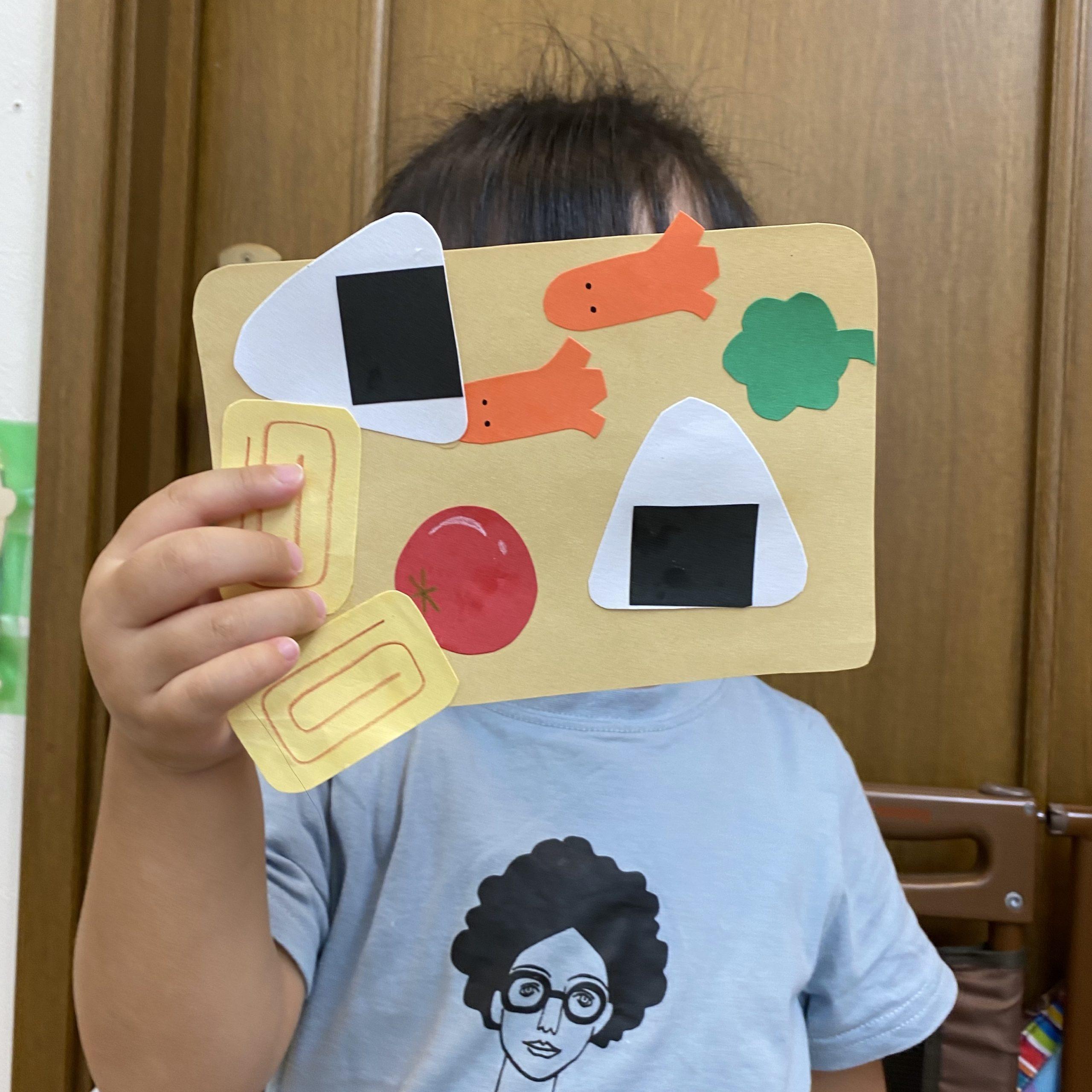 2歳児作品