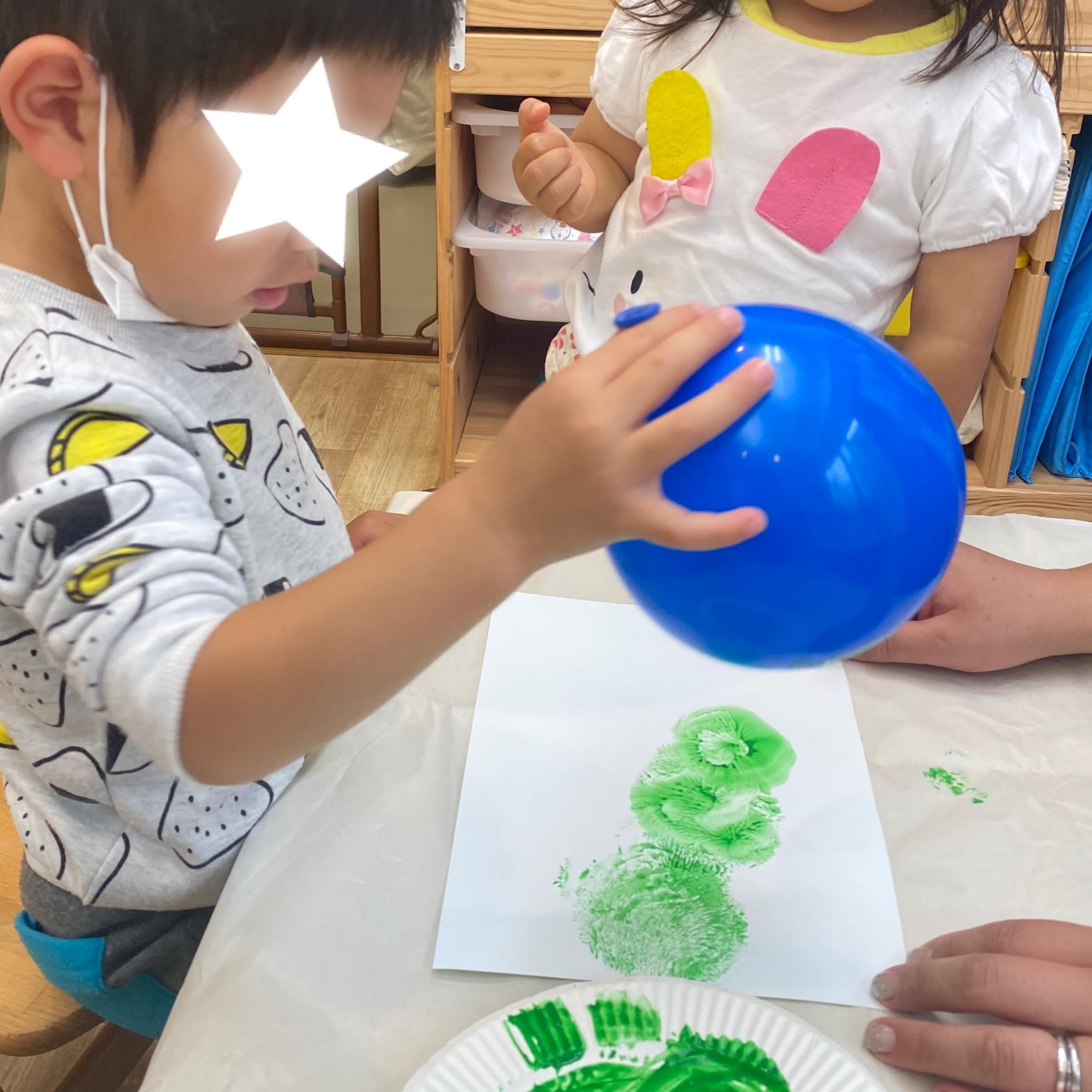 3歳児製作