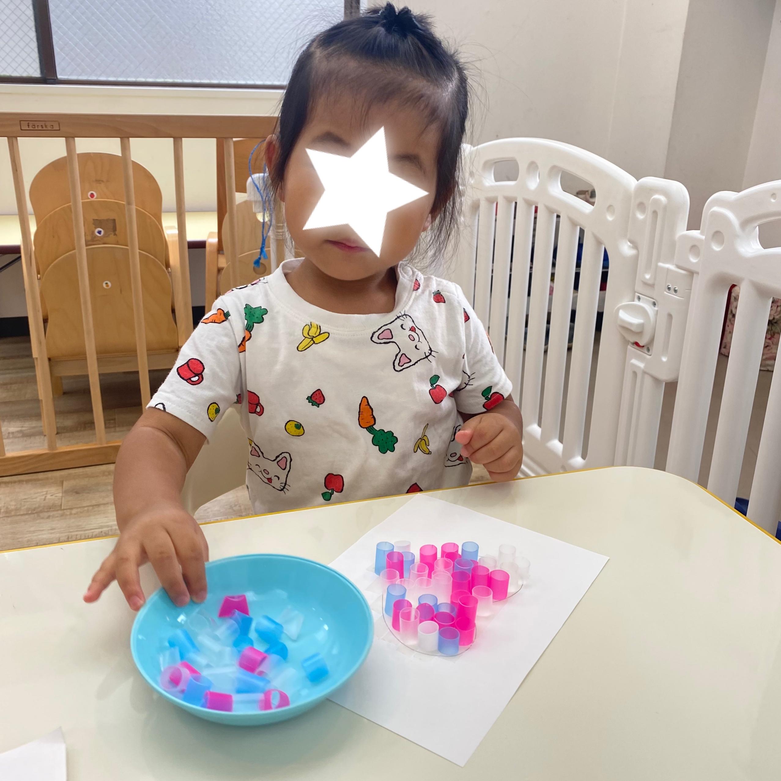 2歳児製作